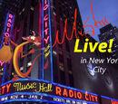 Mushu Live! in New York City