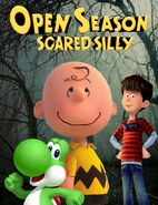 Open Season 4- Scared Silly (Gabriel Adam Pictures Style) Poster