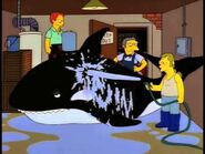 Simpsons Orca
