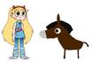 Star meets Mule