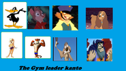 The Gym Leaders Kanto (Chris1702 Animal Style)