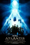 Atlantis The Lost Empire (2001)