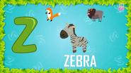 Baby Time Zebra