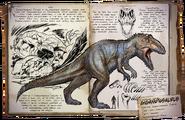 Gigantosaurus Dossier