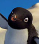 Lombardo in Happy Feet