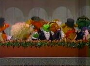 The Muppets crying in The Muppets A Celebration of 30 Years