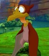 Petrie in The Land Before Time 10 The Great Longneck Migration