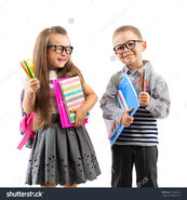 Stock-photo-two-smiling-school-kids-with-colorful-stationery-isolated-on-white-background-school-education-215883496