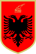 Albania Coat of Arms