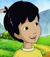 Enrique in Dragon Tales