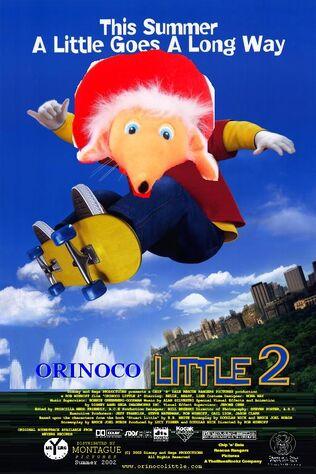 Orinoco Little 2 Stuart Poster