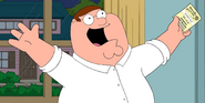 Peter Griffin As Lou