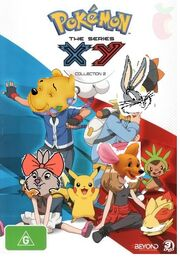 Pokemon x y 400movies style