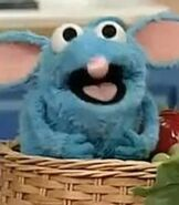 Tutter in Bear in the Big Blue House