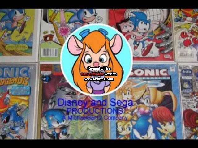 Big Hero 6 (Disney and Sega Animal Style) cast video