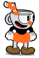 Kevin the Orange Cup