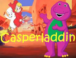 New Casperladdin
