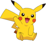 Tejc1234 - The Best Place for Cartoons: Pikachu in the Big Cafeteria