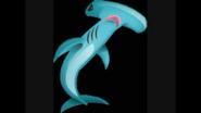 Safari Island Hammerhead Shark