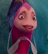 Angie in Shark Tale