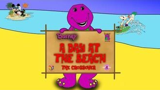 Barney and the Backyard Gang Crossover Series A Day At The Beach The Crossover