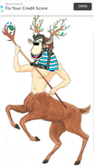 Darwin thornberry the centaur