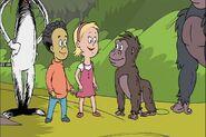 Dr Seuss Gorillas