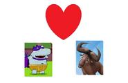 Hippo and Mama V