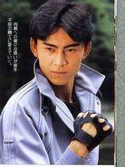Kohtaro Minami (Black)