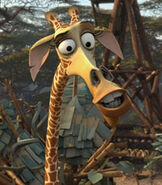 Melman in Madly Madagascar