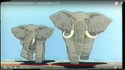 Noah's Ark African Elephants