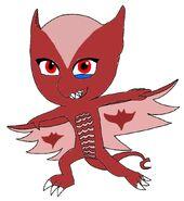 Owlette (Monster Form)