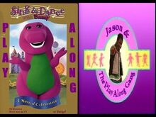 Sing & Dance with Barney Play Along