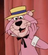 Snagglepuss in Yogi's Great Escape