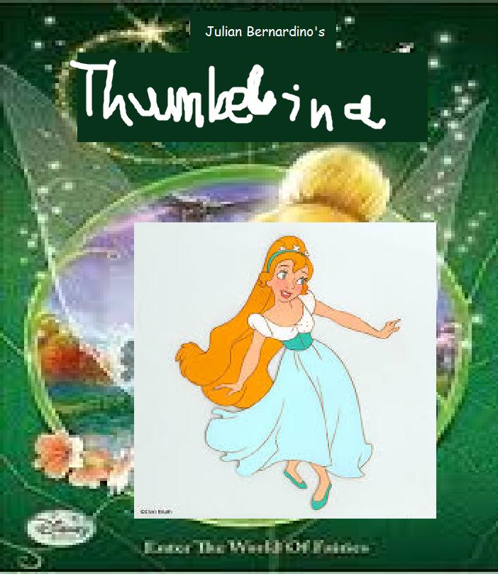 thumbelina tinker bell the parody wiki fandom powered by wikia