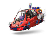 Tip oh car