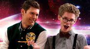 Victor & Monty (Power Rangers) as Straycatchers