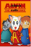 Artemis and the cats 1983