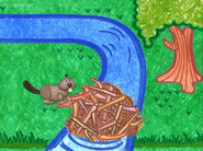 Blue's Clues Beaver