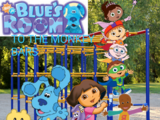 Blue's Room: To the Monkey Bars