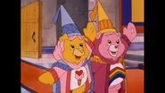 Cheer Bear and Treat Heart Pig in The Two Princesses