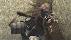 Falling Astrid