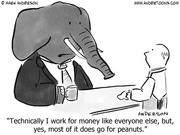 Humanoid Elephant