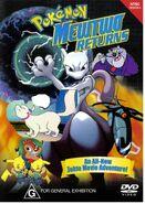 Pokemon Mewtwo Returns thebluesrockz