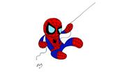 Powerpuffed Spider-Man