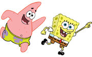 Spongebob-and-patrick