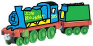 Take Along and Take 'n' Play Sir Reginald.