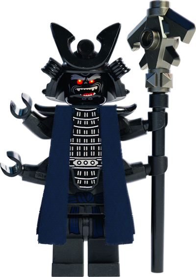 Garmadon 1 lego ninjago movie