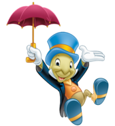 Jiminy cricket disney