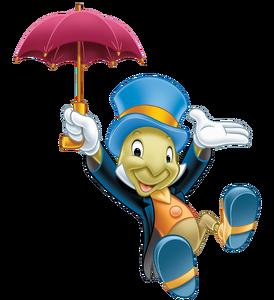 Jiminy cricket disney